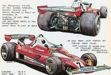 RaceCar Draw