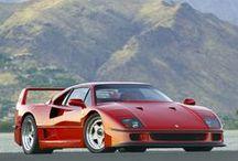 Cars, Ferrari / Ferrari Cars