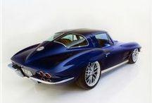 Cars, Chevrolet Corvette / Chevrolet Corvette Cars