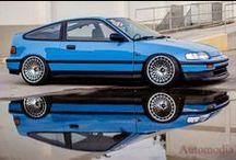 Cars, Honda / Honda cars