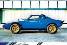 Cars, Lancia / Lancia Cars