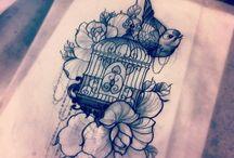 tattoos und Kunst