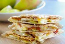 Recipe Ideas / Add Seneca Snacks to these tasty treats!
