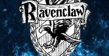 Slytherclaw Pride / 60% Ravenclaw, 40% Slytherin Aaaand just some random HP things