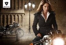 REV'IT! Urban Motorcycling / Ride the streets looking fabulous, but safe in the knowledge that inside those good looks is the kind of modern technology and functional features normally found in our high-end motocycle wear.