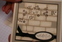 Card Demonstrations / Demonstrations for handmade greeting cards and projects