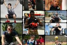 Athletes / Athletes using the TechNiche and KewlFit brand of products