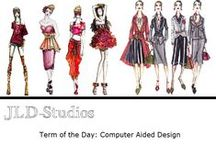 Fashion Term of the Day / JLD-Studios bringing you the Term of the day, a fun way to learn different terms in the fashion industry!!