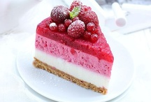 """yum!cheese cake / """"Food should be fun."""" – Thomas Keller / by Abby Willow"""