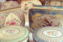 tins boxes suitcases