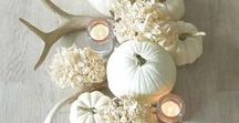 But I Think I Love Fall Most Of All / Gorgeous home decor ideas for autumn!
