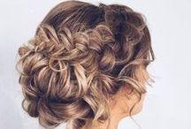Bridal Hair / Dressy, formal hair looks