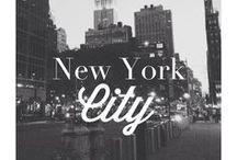 FreelyExplore {nyc + travel} / by FreelyBe