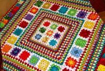 Crochet -- Afghans / Crochet afghans / by Sandra Jones