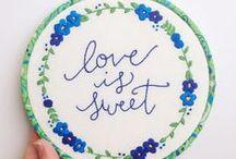 Bastidor - Embroidery hoops