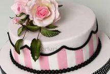 Dorty pro inspiraci aneb umělecká dílka cukrářů :-)