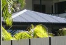 Hip Roof Carport Kits / DIY Hip Roof Carports in many sizes and designs. Made from strong steel frame and posts with Colorbond roof and trim. Look great with most homes.