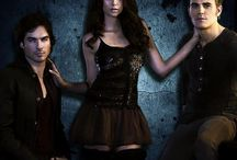 Vampire Diaries / by Nathalie Touchette
