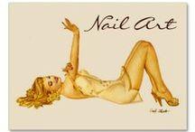 Nail art design ♥ / Even ordinary is beautiful...