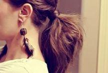 Inspiring HAIR & BEAUTY / お気に入りのヘアスタイル&メイク
