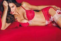 Victoria's Secret Angels / #Models and  #Victoria's Secret Angels #Adriana Lima #Victoria