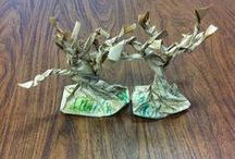 Storytime Crafts / Great crafts for kids ages 2-5.   librarianmade.blogspot.ca