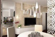 Residenza M.C. / Interior design di zona living e cucina