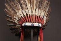 Native Americans. / Inspiration.