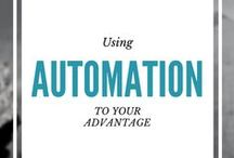 Business Automation / The place to go to find inspiring articles, interesting features and new trends about business automation. Pins are mostly relevant for online entrepreneurs who want to set up their business in a more automated way.