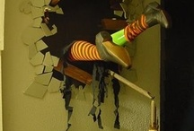 Halloween Decor & Food / by Barbara Frost Williams