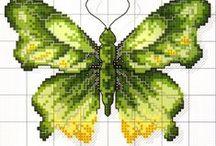 cross stitch / by stella christ siem