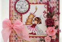 LOTV - Cakes / You are very welcome to repin any of the cards on our boards. Please do not repin any plain LOTV stamped images you may come across that do not have a watermark as it breaches our copyright. many thanks x / by Lili of the Valley Ltd