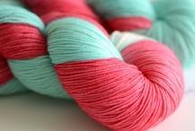 Yarn fetish / Wool wool wool...