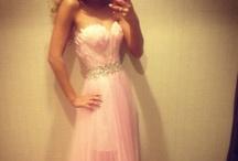 celebs and dresses