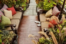 Garden Style  / We love style in the garden. Here are some of our garden style inspirations.