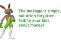 Why it's important to teach kids about money / There's more to #teaching kids money than just counting bills and coins.