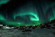 Greenland / Fotograf Steen Olsen har taget disse fotos af nordlys over Grønland. Se mere: http://rejseblokken.dk/smukt-nordlys-over-sisimiut-i-gronland/
