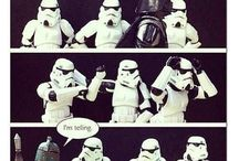 Star Wars / May the force be with you.