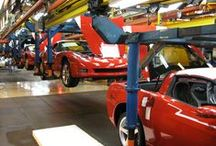 Car Factories /Assembly Lines / Car Factories and Assembly Lines / by Crown North America