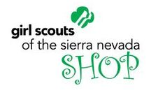 The GSSN Shop / by Girl Scouts of the Sierra Nevada