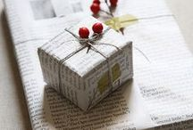 Paper, wrapping, cards