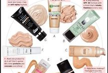 Contouring & highlighting / How to apply contour makeup ? Easy Tips and advices for your first step.