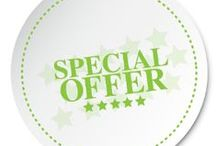 Specials! / We offer last minute discounts, repeat guest discounts & extended stay discounts