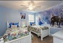 Themed Bedrooms!