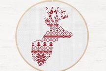 { cross stitch }