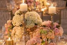 Table decorations / Ideas
