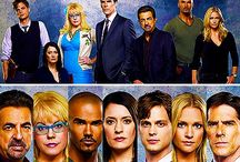 Criminal Minds / Monsters are real, ghost are real too. They live inside us and sometimes they win.