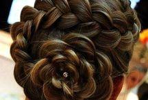 Hair, hair, more hair!! / This is all about hair
