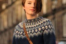 Håndarbeid - knit