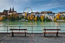 Basel in autumn 2014